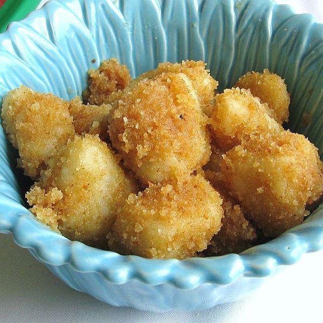 Receta Shlishkas húngaro-judía - Empanadillas de patata