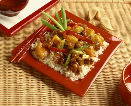 Thai Sweet And Sour Pork Recipe