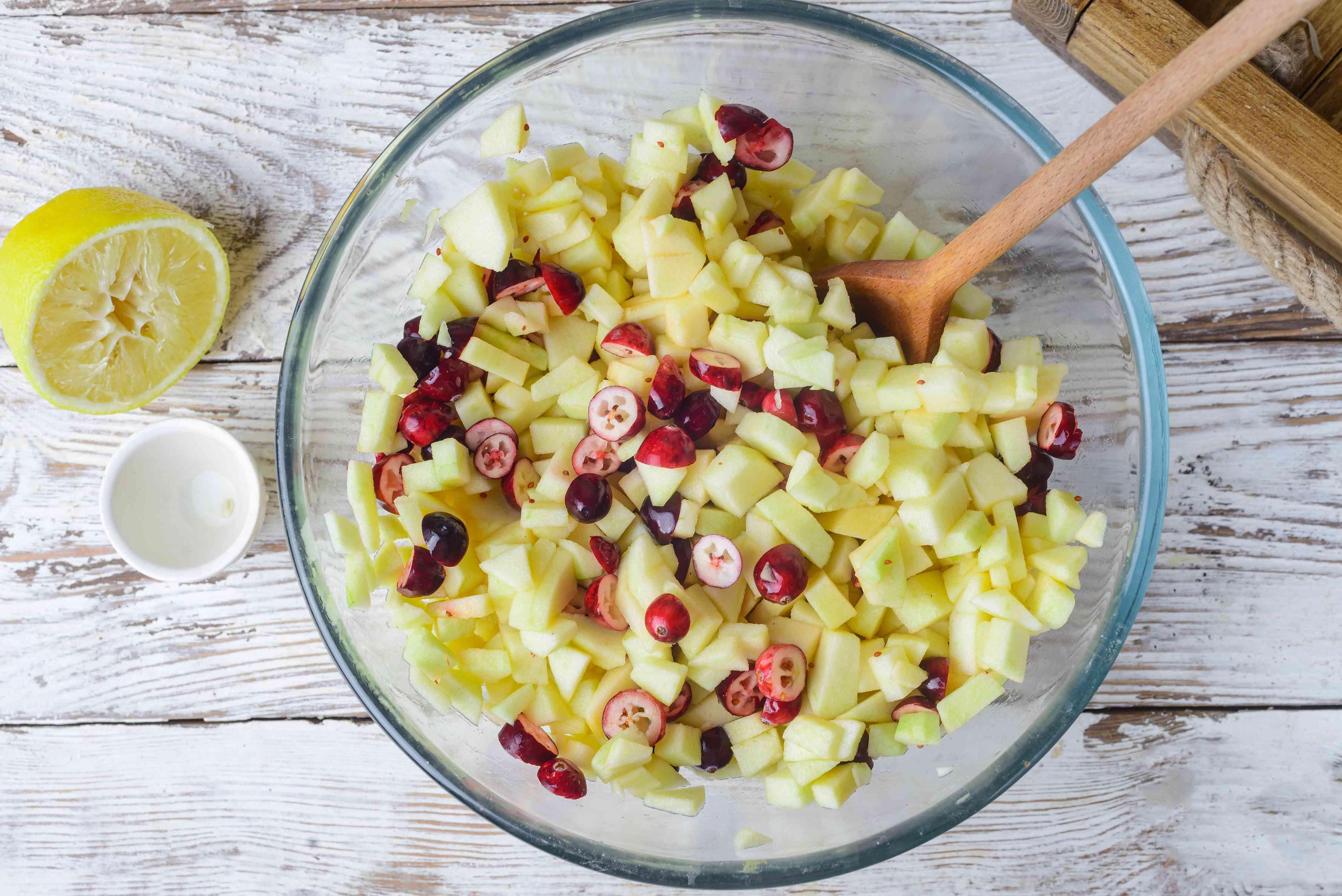 Add apples