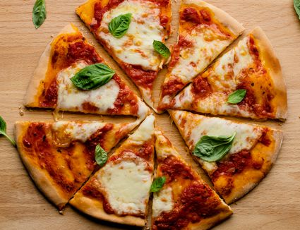 Two ingredient no yeast pizza dough recipe
