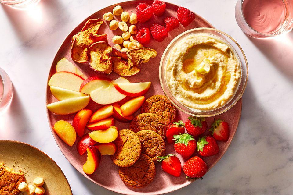 Sweet Honey and Mascarpone Dessert