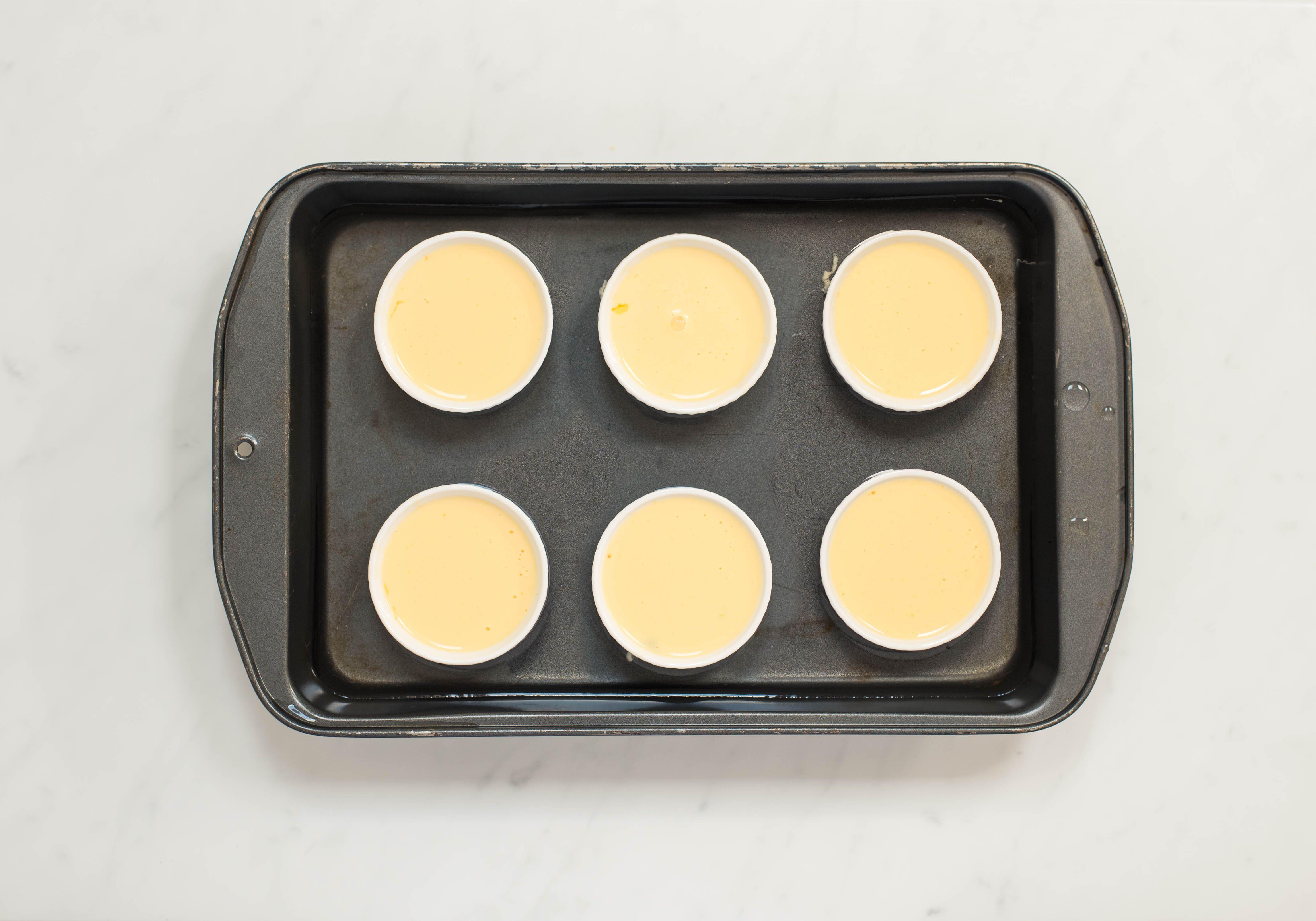 Put in baking dish