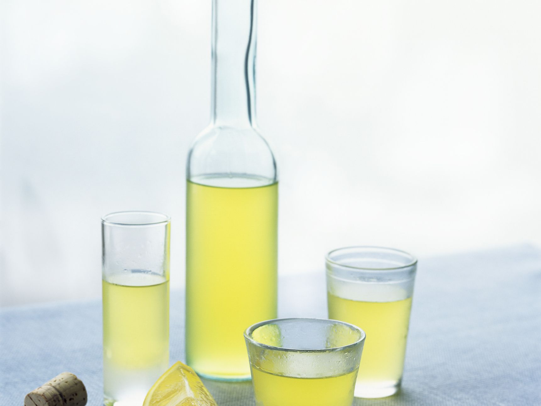 Limoncello Lemon Liqueur Recipe