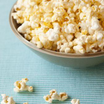 Healthy Popcorn Recipe