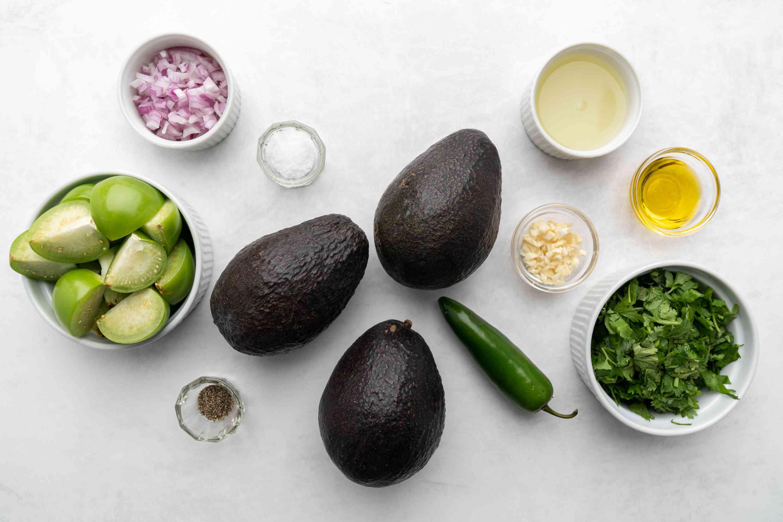 guacamole salsa ingredients