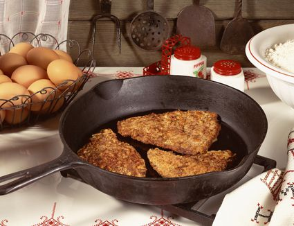 texas chicken fried steak
