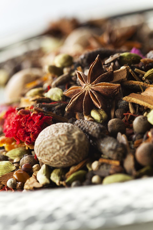 Receta auténtica de Ras El Hanout - Mezcla de especias marroquíes