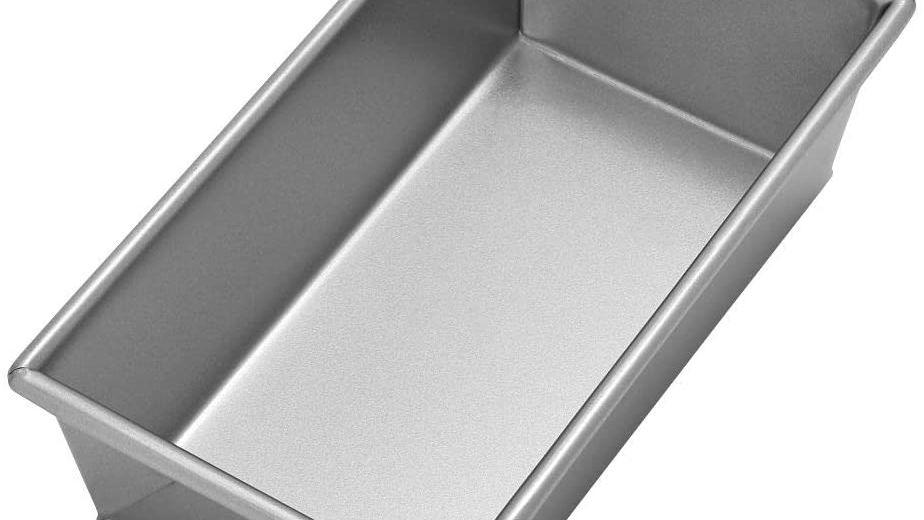 Vintage Aluminum Mini Baking Pans Set of 4