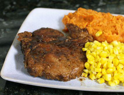 Super Easy Pork Chops