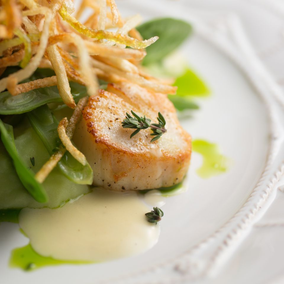 Maine Sea Scallops