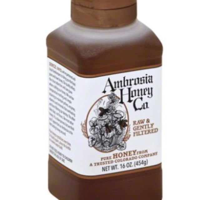 Madhava Natural Sweeteners Ambrosia Honey