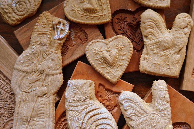 Taai Taai Cookies