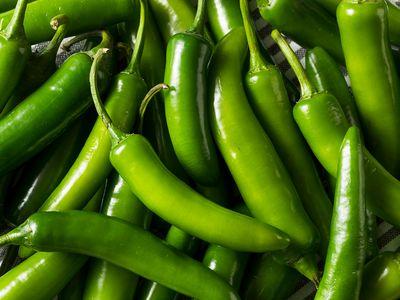 Spicy Pepper Vinegar Recipe