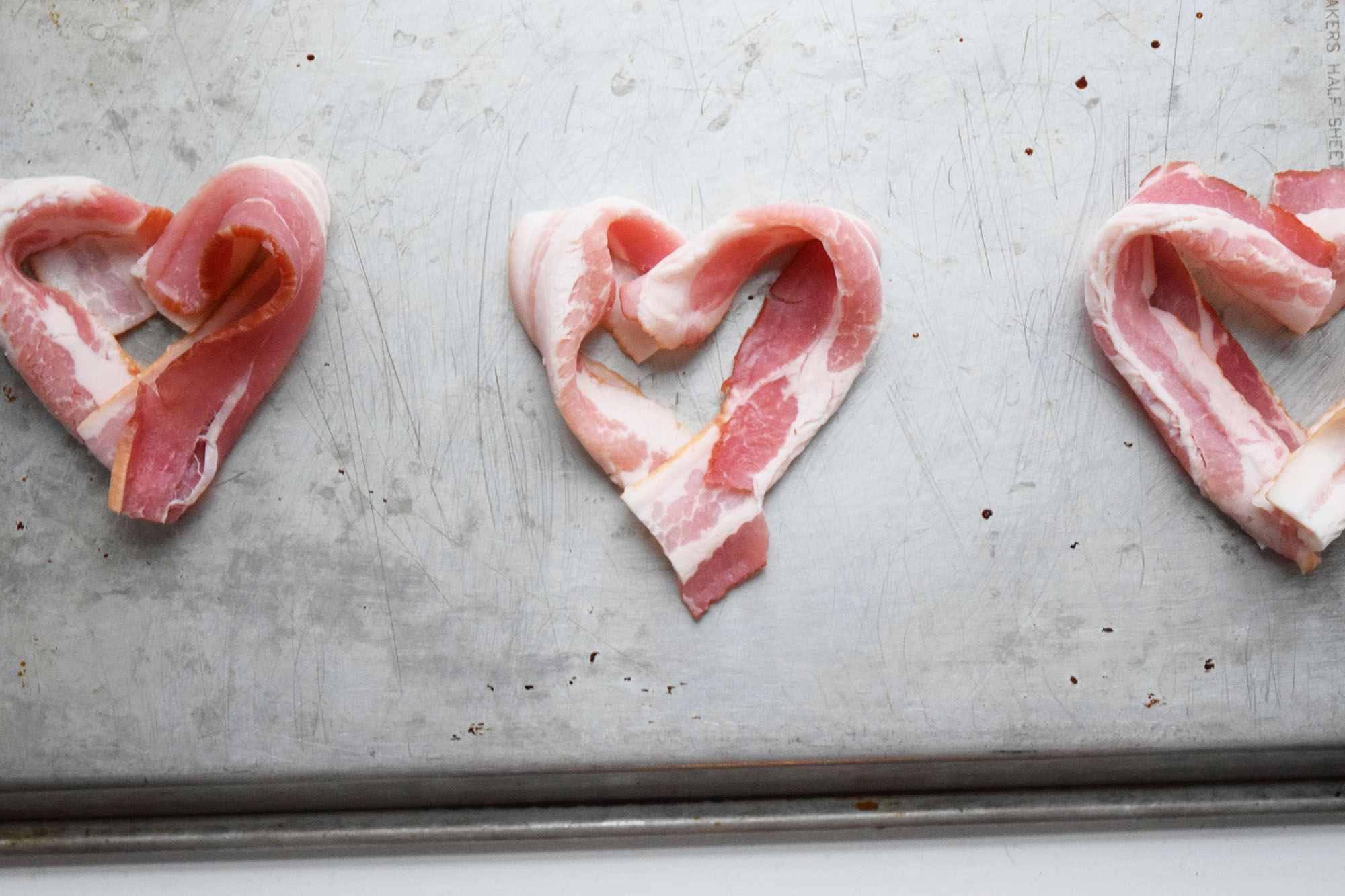 Heart Bacon