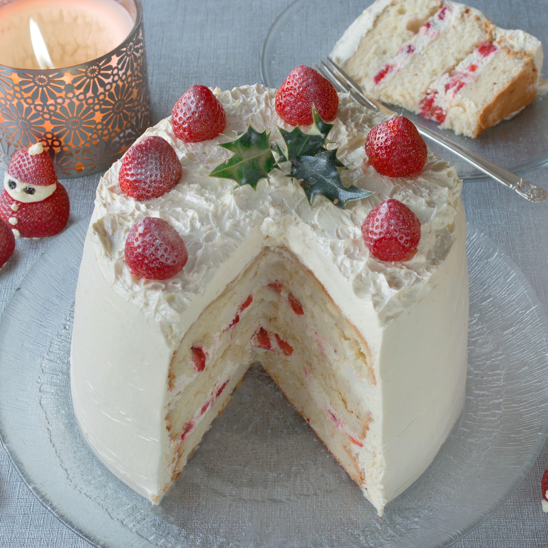 Japanese Christmas Cake Recipe