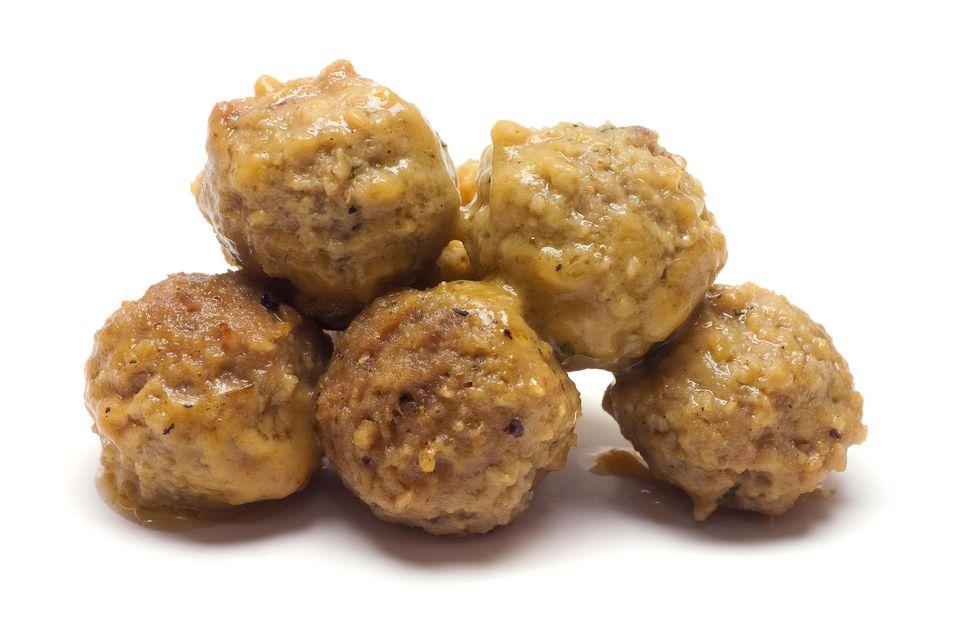 Crockpot Tex Mex Meatballs