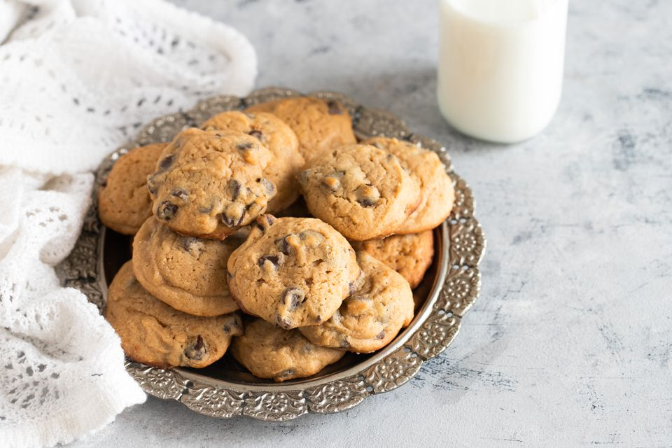 cake-like chocolate chip cookies recipe