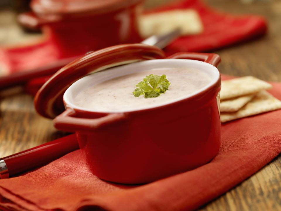 Creamy Turnp Soup