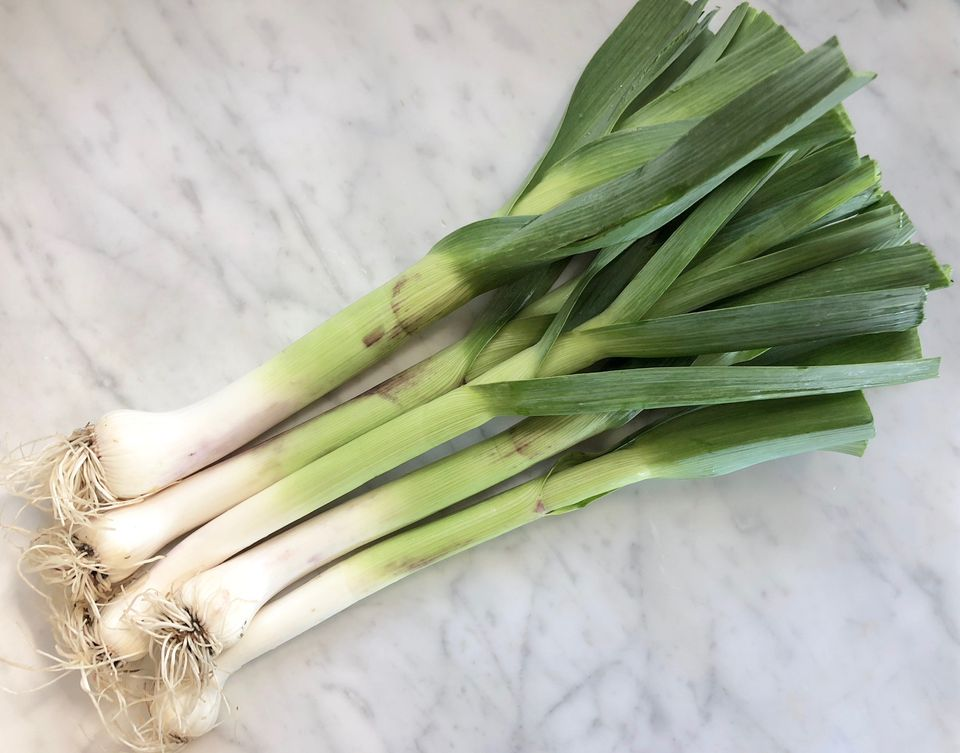 Fresh Thin Leeks