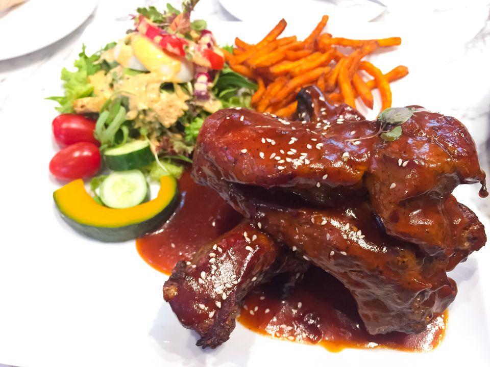 Thai ribs