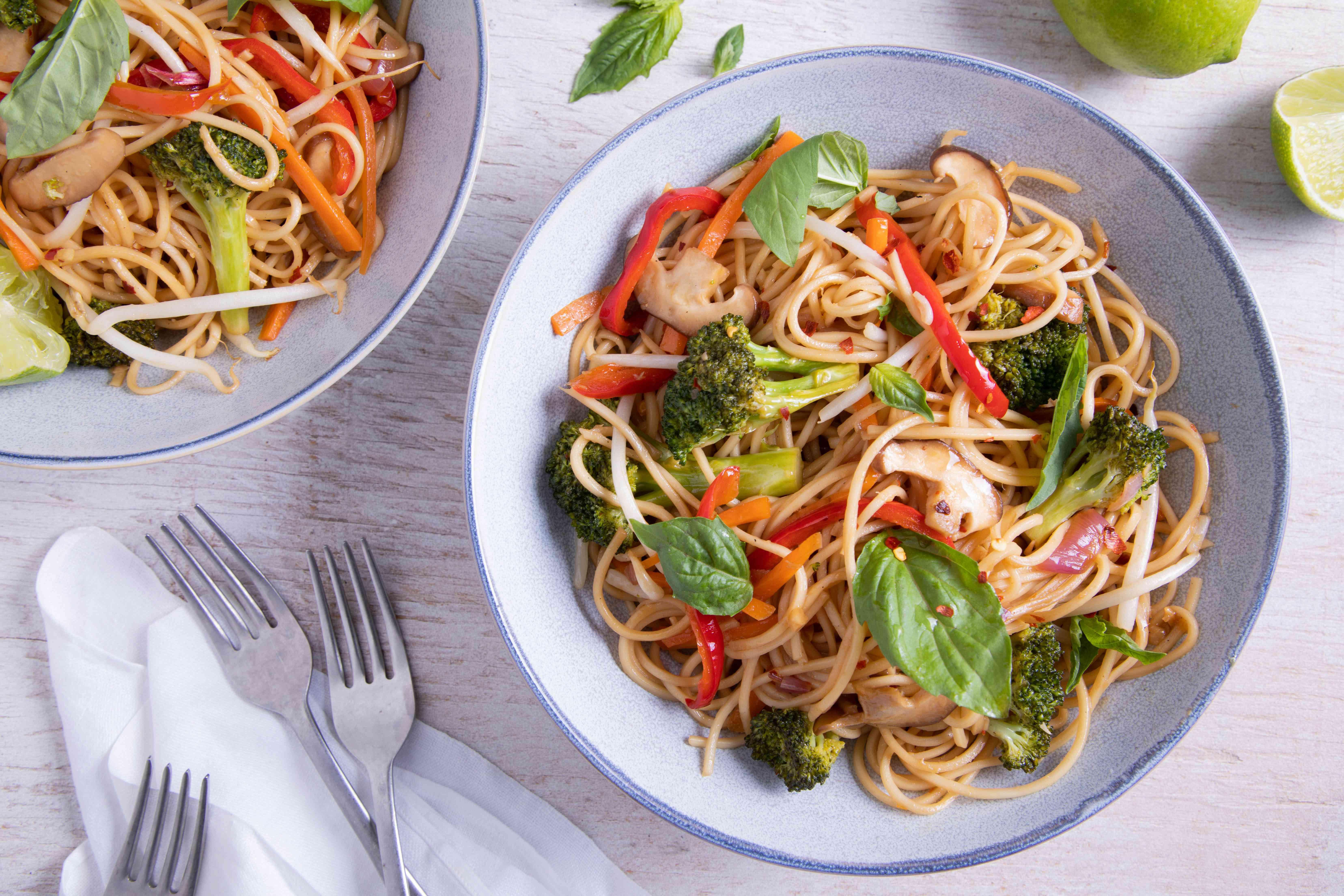 Thai stir fried noodle recipe