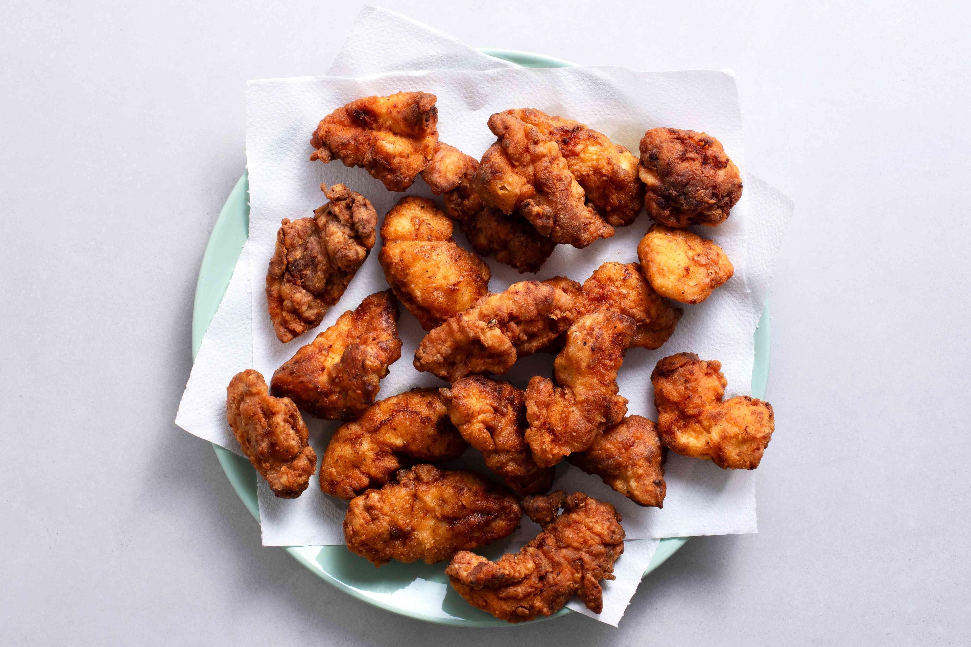 Dominican Fried Chicken (Chicharrones de Pollo)