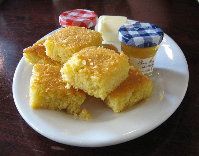 Try Some Buttermilk Cornbread