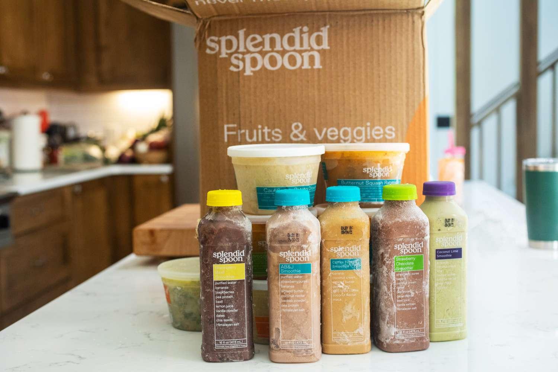 Splendid Spoon bottles