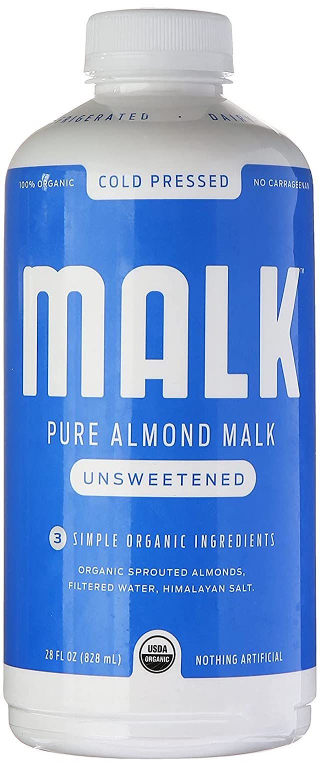MALK Unsweetened Sprouted Almond Malk
