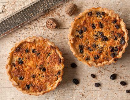 Yorkshire Curd Tart recipe