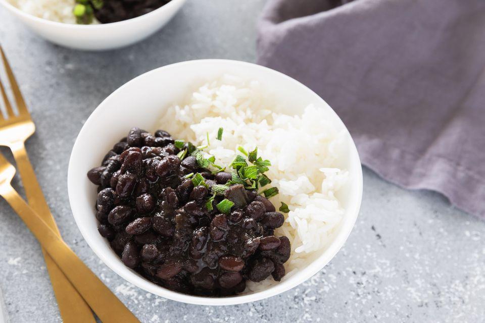 Frijoles Negro (Black Beans)