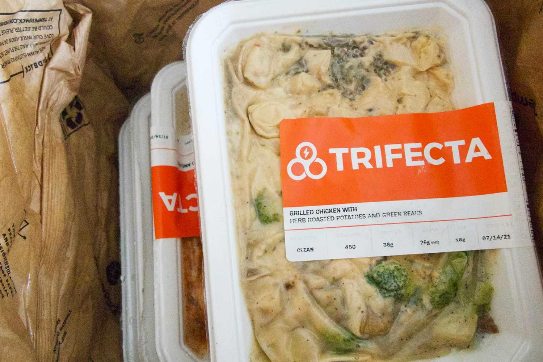 Trifecta packaging