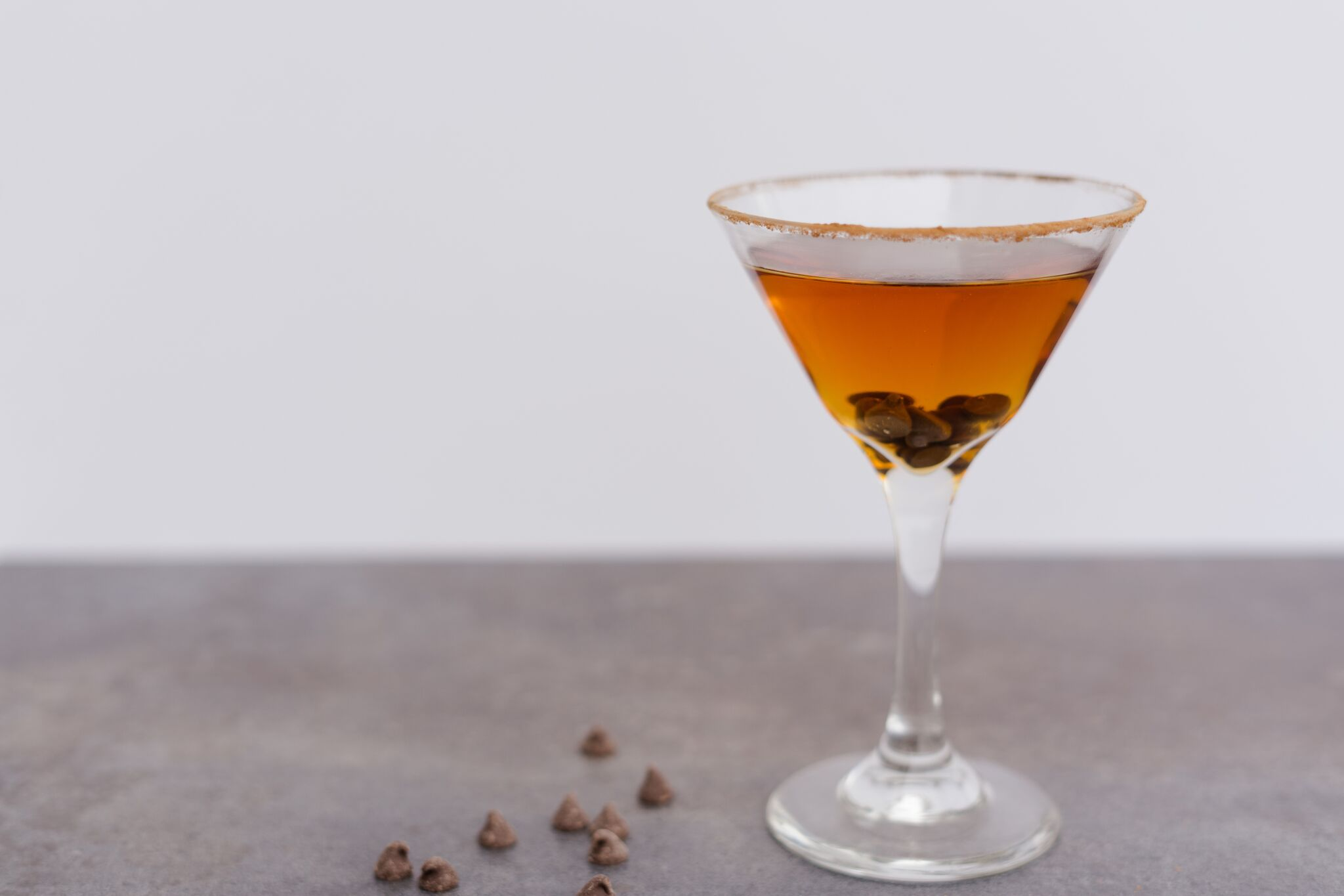 """If you had or made a Chocolate Martini before, chances are your recipe was slightly or completely different than this one. Many use chocolate liqueur for the """"chocolate"""" part of the cocktail, especially at bars."""