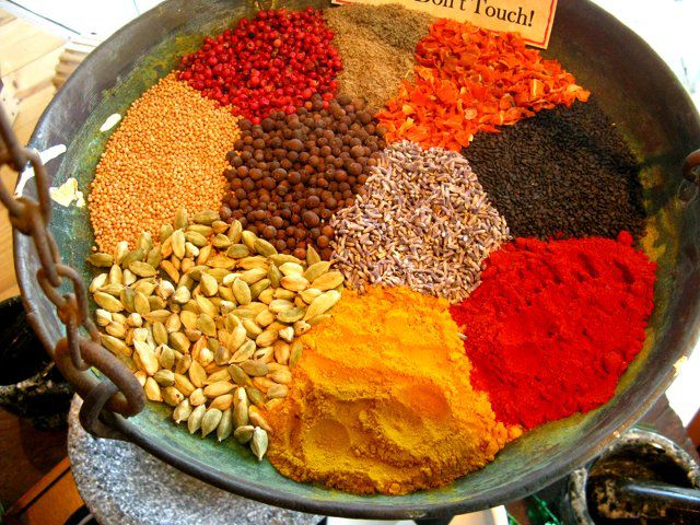 Spice Substitutions Guide
