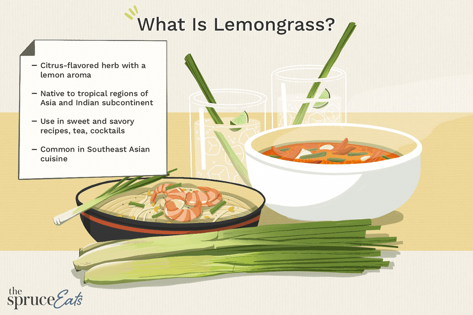 What is Lemongrass