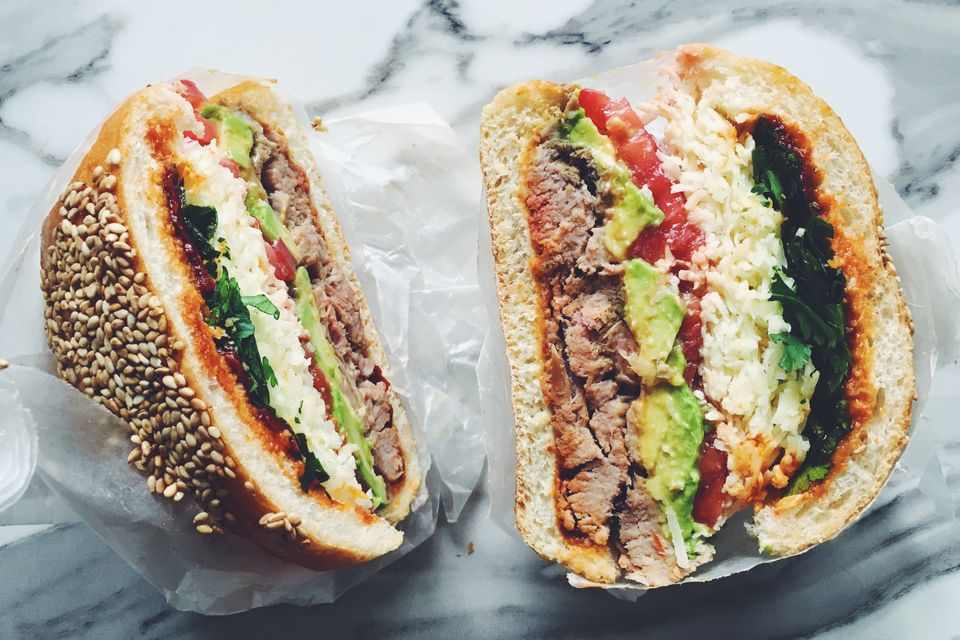 15 Sandwiches From Around The World