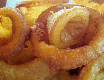 Gluten-free onion rings