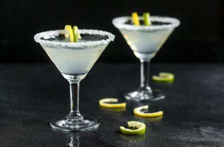 show off your best vodka in the clean crisp vodka martini
