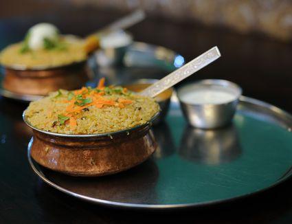 Biryani Mughlai food