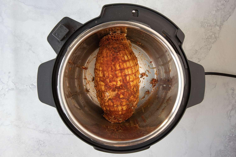 turkey in an instant pot