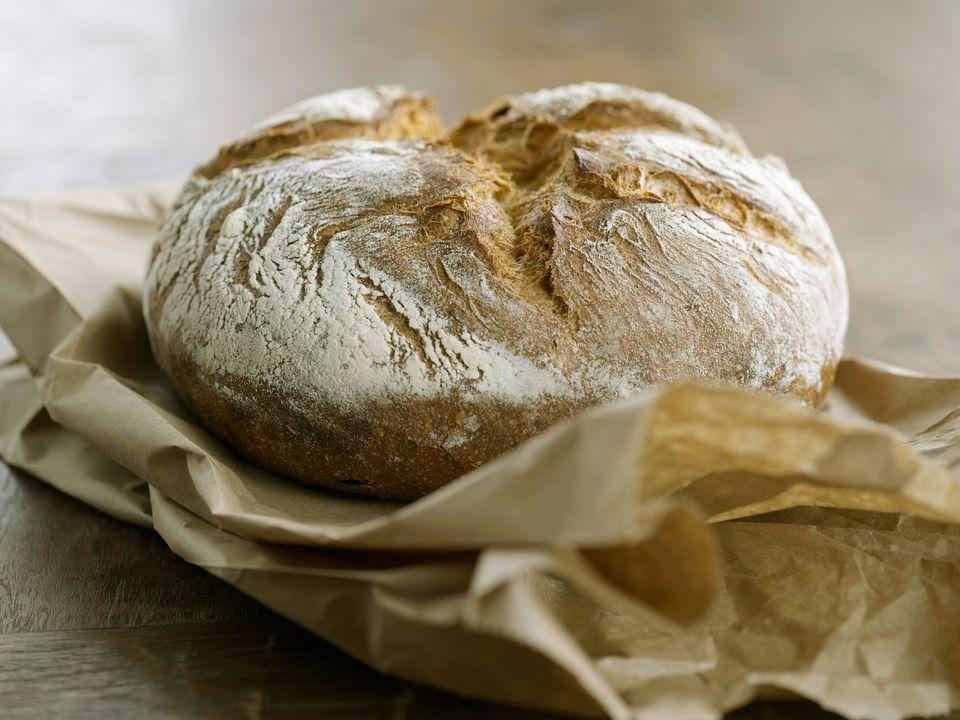 Slovenian Potato Bread (Krompirjev Kruh)