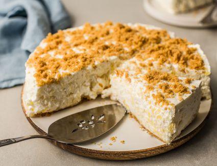 Easy pineapple cheesecake recipe