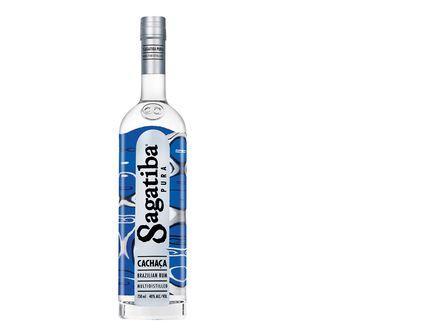 Sagatiba Pura Cachaca bottle
