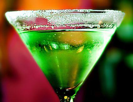 Hornitos Shamrocker Cocktail