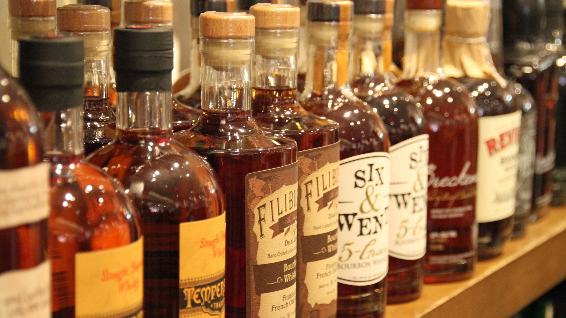 What Is the Shelf Life of Liquor?