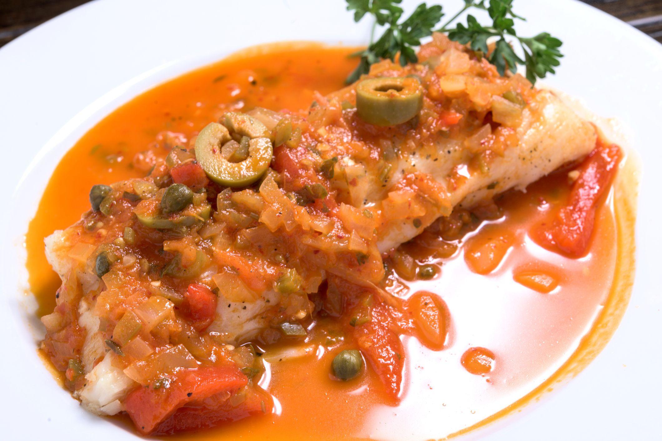 Enjoy the Mediterranean Influence of Traditional Veracruzan Fish Dish