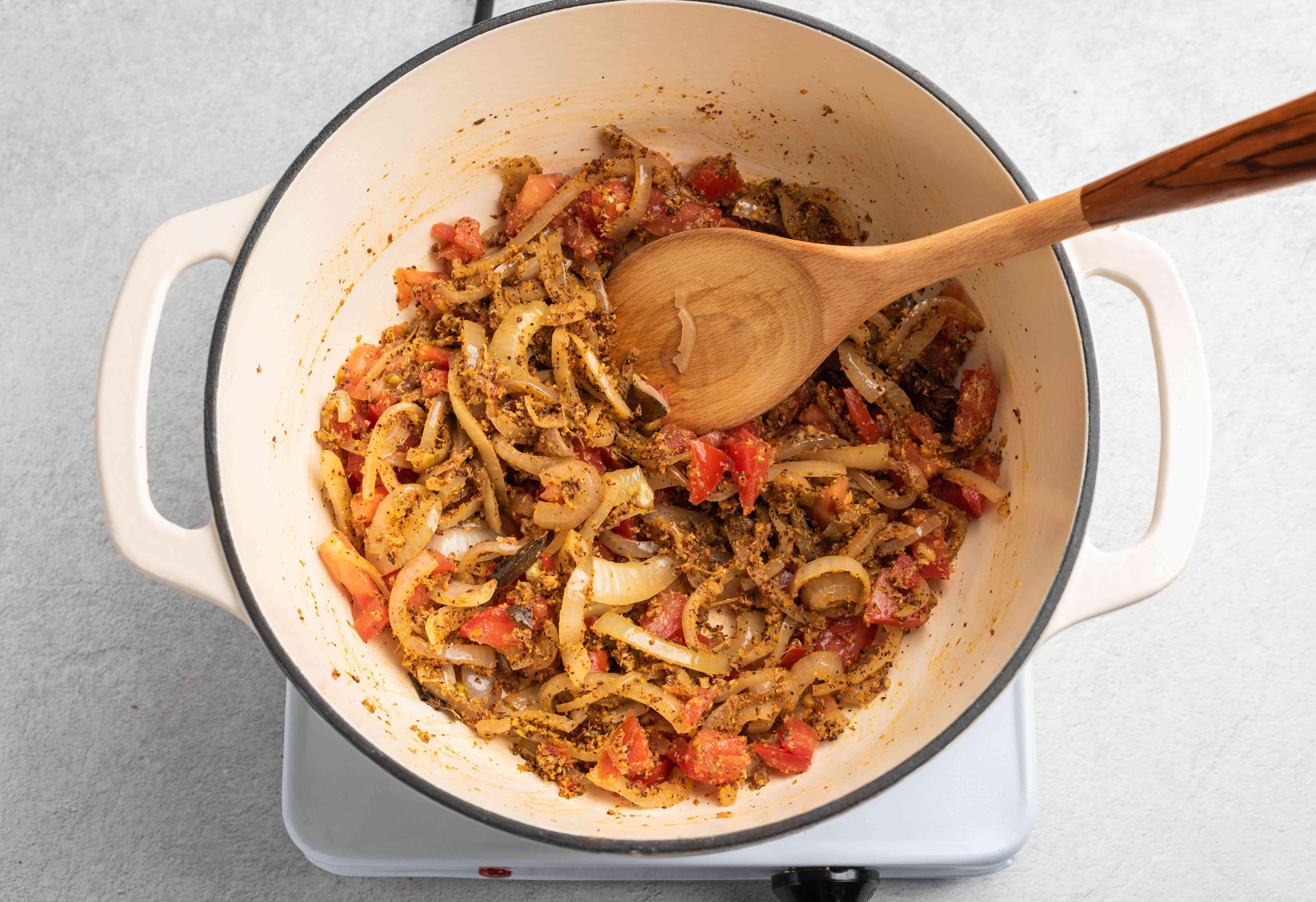 Add chili powder