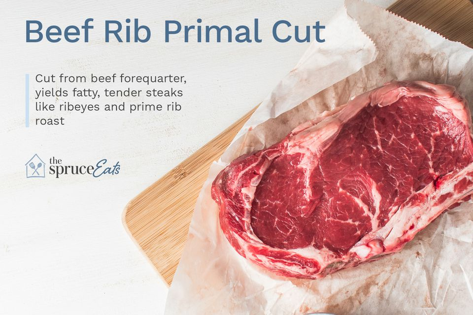 Beef Rib Primal Cut