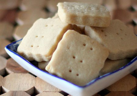 Classic Scottish Shortbread Recipe