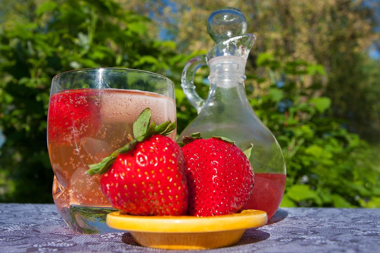 Fesselnde Strawberry Daiquiri Rezept Referenz Von Gin & Tonic